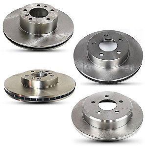 2000 2010 TOYOTA TUNDRA BRAKE DISC ( OE COMPARABLE PLAIN SURFACE