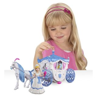 Disney Princess Cinderella Wedding Carriage   Shop.Mattel