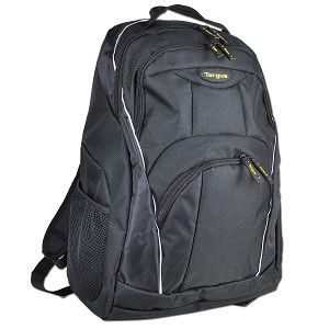 Targus Motor TSB194US Polyester Cordura Notebook Backpack   Fits up to