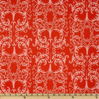 Valori Wells Cocoon Grace Coral   Discount Designer Fabric   Fabric