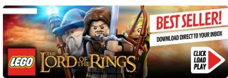 LEGO Lord of he Rings   PC s a Game.co.uk