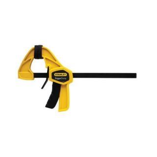 Stanley 30cm/12Inch Med Trigger Clamp   Workbenches & Clamps   Hand