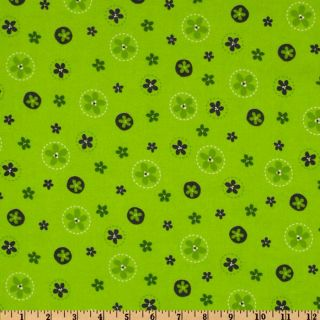 Bonny Bloom Flannel   Discount Designer Fabric   Fabric