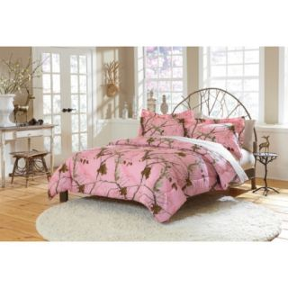 Realtree APG Pink Camo King Comforter Set   Gander Mountain