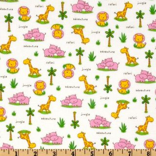 Nursery Time II   Discount Designer Fabric   Fabric