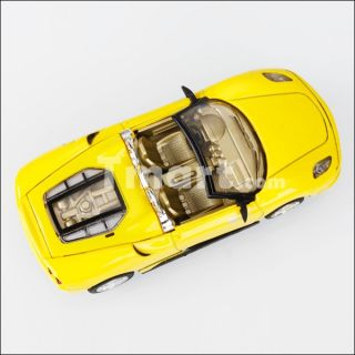 XL.666 4 143 Fancy Alloy Super Racing Pull Back Action Car Yellow