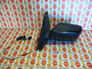 99 00 BMW 528I DRIVER/LEFT SIDE VIEW POWER MIRROR OEM