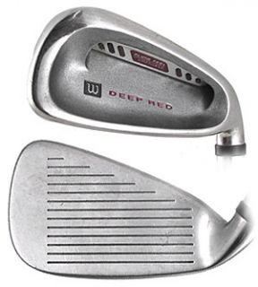 Wilson Deep Red Iron set Golf Club