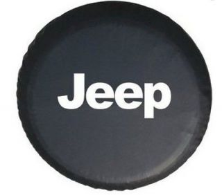 Spare Wheel Tire Cover Fit for 2002 2011 JEEP Wrangler Liberty 235