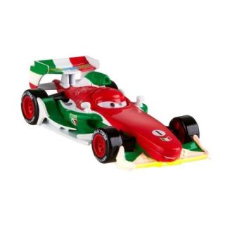 CARS Coches Luces y Sonidos 155 · Francesco Bernoulli Cars 2