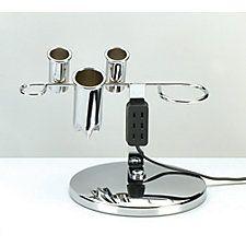 Vista en miniatura del producto Soporte universal eléctrico cromado