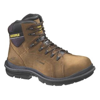 CAT Footwear Akron Waterproof Composite Toe Work Boots   Mens   FREE