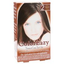 Home Health & Personal Care Haircare Color Eazy Womens Dark Brown