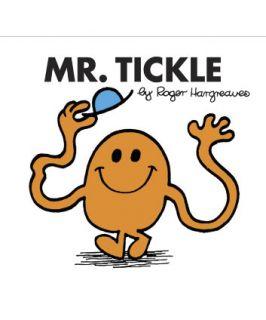 Mr Men Talking Mr Tickle Book   childrens books   Mothercare