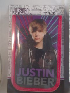 justin bieber pencil case in Entertainment Memorabilia
