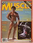 Muscle Training Bodybuilding Fitness Magazine Joe Nazario /Platz