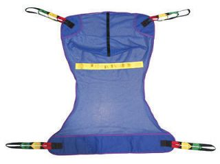 NEW LUMEX Mesh Full Body Patient Lift Sling Size Large