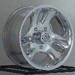 16 Inch Wheels Rims Chevy GMC S10 S15 Blazer El Camino Camaro 5x4.75 5