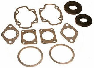 Arctic Cat El Tigre Z 440, 1973 1974 1975, Full Gasket Set with Crank