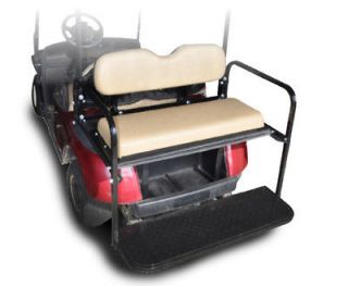 Golf Cart Rear Seat Kit EZ GO TXT Models