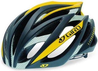 Giro Cycling Helmet Ionos Matte BlackYellow Livestrong Edition
