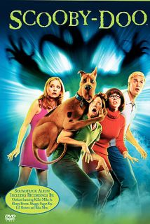 Scooby Doo   The Movie DVD, 2002, Widescreen