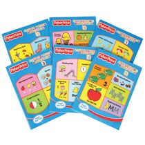 Home Toys, Games & Activities Educational Fisher Price Workbooks