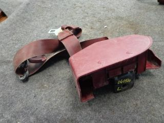 88 CHEVY 2500 PICKUP SEAT BELT ASSY