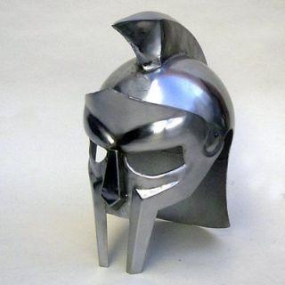 Wearable Gladiator Arena Armor Helmet LARP SCA Renaissance fnt