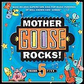 Mother Goose Rocks, Vol. 5 CD, Oct 2005, Lightyear