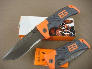Shipping Hot Folding Knife Gerber Bear Grylls Ultimate Tactical 126
