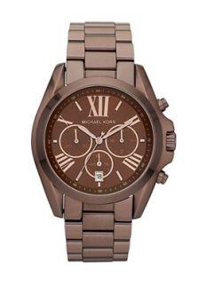 Michael Kors MK5628 Watches,Womens Bradshaw Brown Dial Brown