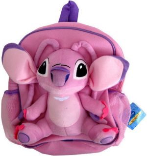 New Disney LiLo & Stitch School Bag Plush Backpacks Lovely Nice Gift