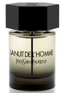 Yves Saint Laurent La Nuit de LHomme Eau De Toilette Spray 100ml