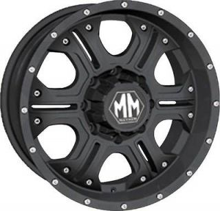 20 MAYHEM HAVOC 6X135 WITH LT 285/65/20 BFG ALL TERRAIN T/A TIRES