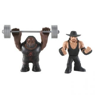 Sorry, out of stock Add WWE Mini Rumblers   Undertaker & Mark Henry