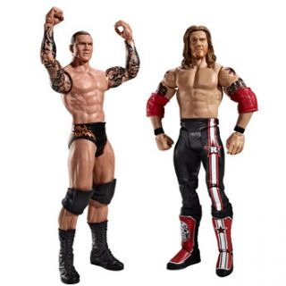 WWE 2 Pack Figure   Randy Orton VS Edge   Toys R Us   Action Figures