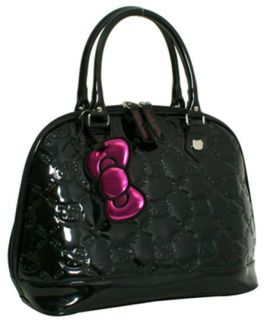 hello kitty embossed bag in Clothing,