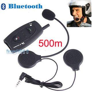 F5 Conference 3 Motorcycle Helmet Wireless Bluetooth Headset Intercom