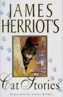 Cat Stories by James Herriot 1994, Hardcover, Revised