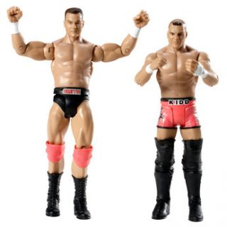 Sorry, out of stock Add WWE The Hart Dynasty 2 Figure Pack   Toys R