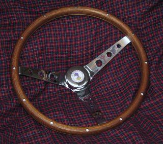 roadrunner steering wheel in Vintage Car & Truck Parts