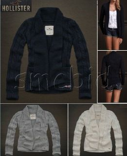 NWT**Hollister By Abercrombie & Fitch Womens Laguna Niguel Sweaters
