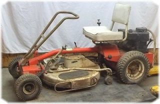 Ariens Emperor 36 3M Lawn Garden Tractor Mower 1966 Vintage Engine