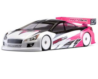Protoform P37 R PRO Lite Touring Car Clear Body (190mm) (Light