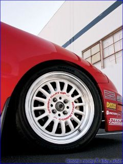 Sprint Hart CP R Wheel Rim Replacement Decals Rota Track JDM Kit 5