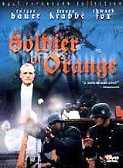 Soldier of Orange DVD, 2001