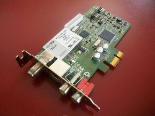 Hauppauge WinTV HVR 1250 HVR 1255 Low Profile SFF HDTV TV Tuner PCIe