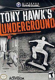 Tony Hawks Underground Nintendo GameCube, 2003