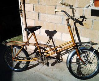 Newly listed  TOTE CYCLE BIKE   VINTAGE  BICYCLE   BIKE